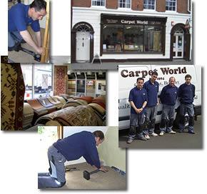 Carpet World, Bridporrt, Dorset